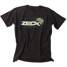Zeck Fishing T-Shirt Classic Black S
