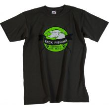 Zeck Fishing T-Shirt CTB - L