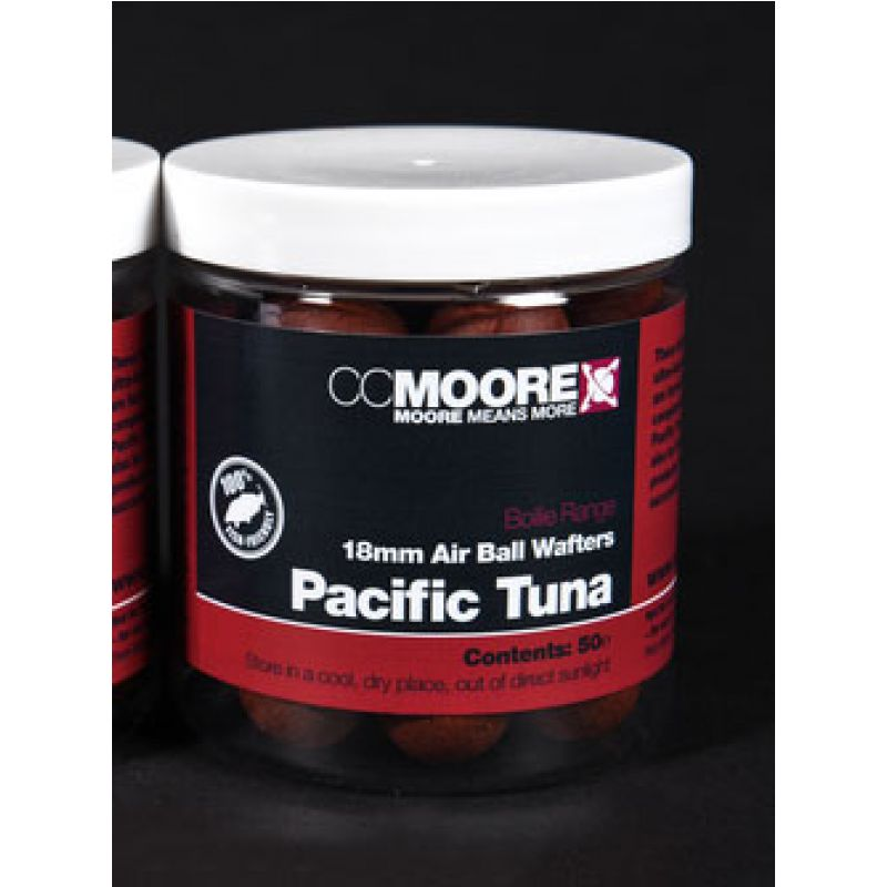 ccmoore pacific tuna air ball pop ups 15 mm kl. Black Bedroom Furniture Sets. Home Design Ideas